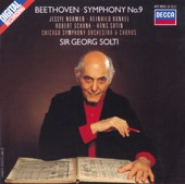 Chicago Symphony Orchestra & Sir Georg Solti - Beethoven: Symphony No. 9  artwork