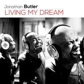 Jonathan Butler - Living My Dream  artwork