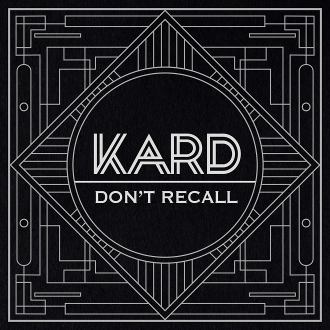 Kard - K.A.R.D Project, Vol. 2 - Don't Recall - Single