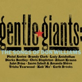 Various Artists - Gentle Giants: The Songs of Don Williams  artwork