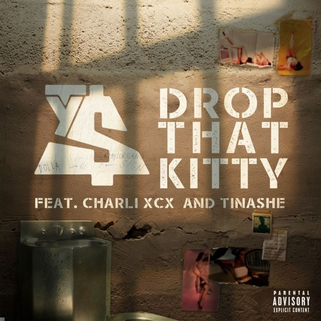Ty Dolla $ign - Drop That Kitty (feat. Charli XCX and Tinashe) - Single