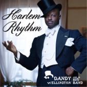 Dandy Wellington and His Band - Harlem Rhythm - EP  artwork