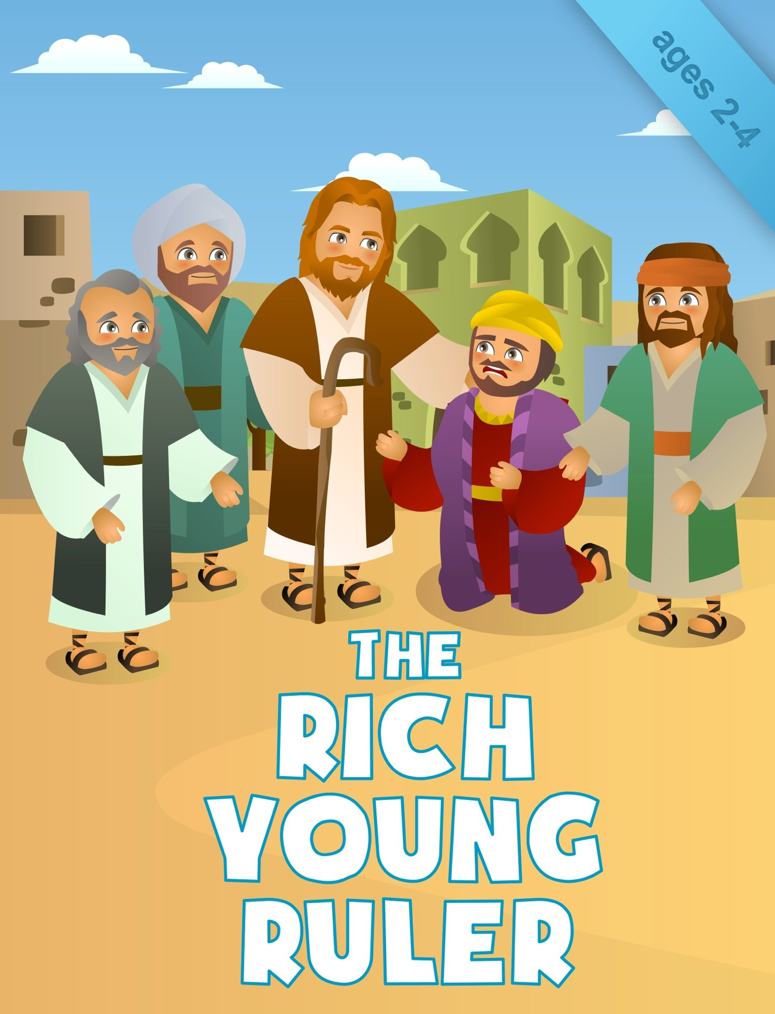 The Rich Young Ruler De Vessels Ministry En Ibooks