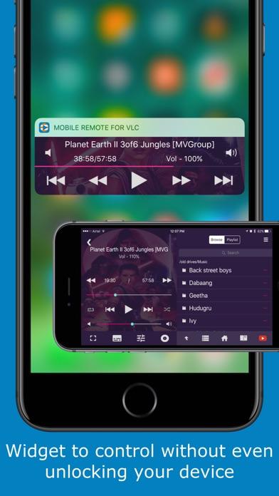 Remote for VLC - PC & Mac Screenshot
