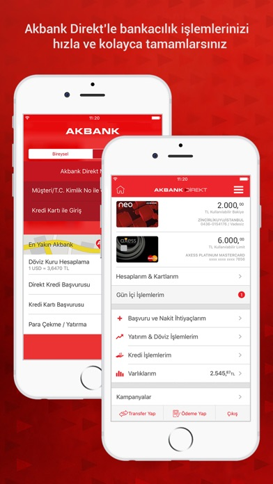 Akbank Direkt Screenshot
