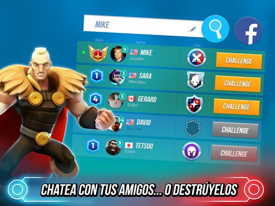 Titan Brawl Screenshot