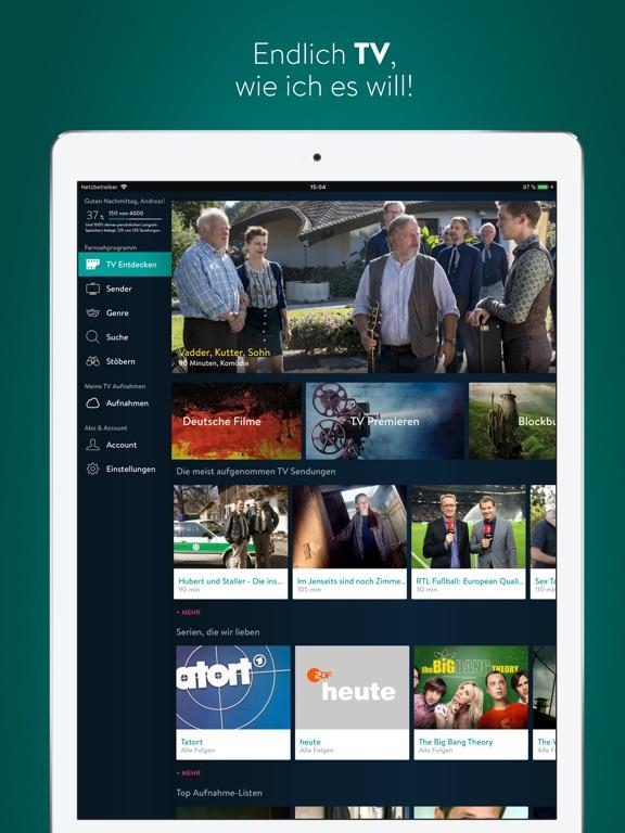 YouTV - TV und Fernsehen, nPVR Screenshot