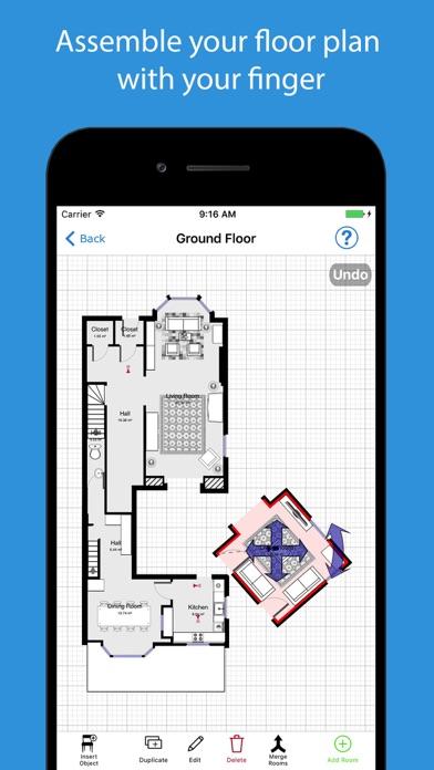 magicplan - iOS 11 AR Uygulaması