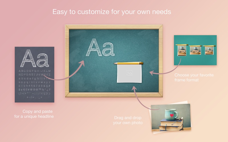 Decor Graphics - Templates Lab for Mac 3.2.3 激活版 - iWork的插图合集