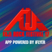 FUJI ROCK FESTIVAL '17 App Powered By iFLYER