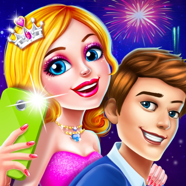 Princess Spa Salon - girls games