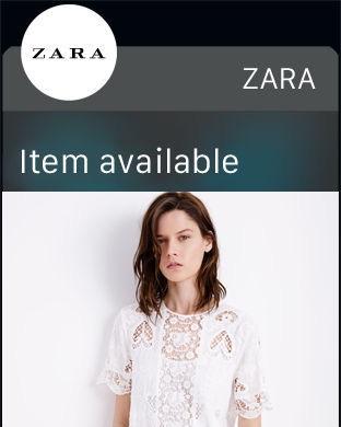 ZARA Screenshot