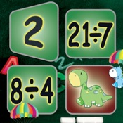 Division: Math Facts Card Game