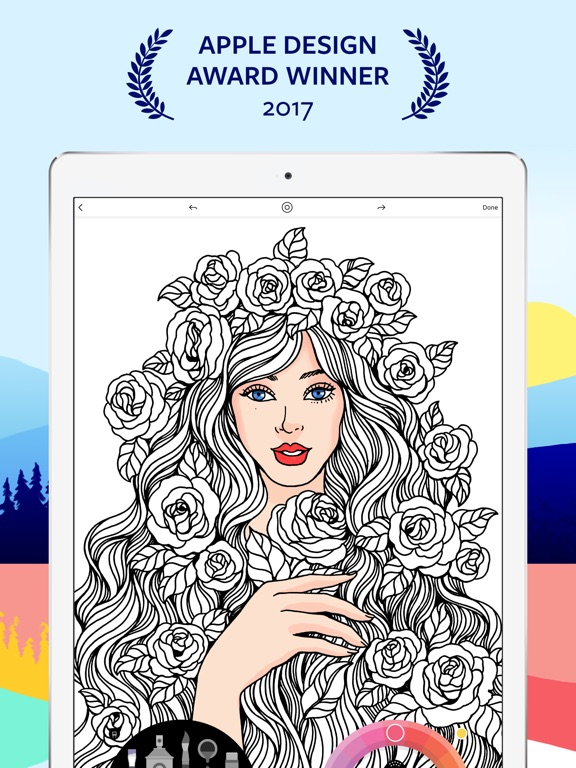 Lake: Colouring Books Screenshot