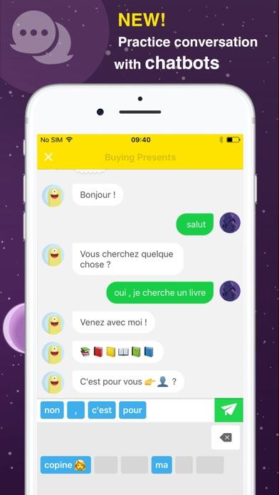 Memrise: learn languages Screenshot