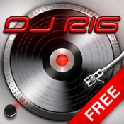 DJ Rig FREE  - 175x175bb - Top (10+) Free Best DJ or Trance Making Apps For Android, iOS 2018