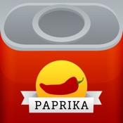 Gestor de Receitas Paprika para iPhone