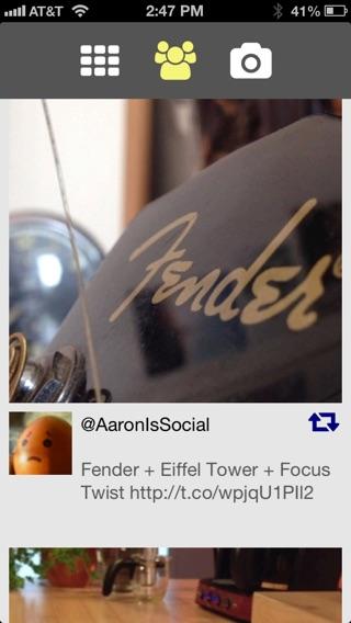 FocusTwist Screenshot