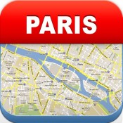 Paris Offline Map - City Metro Airport and Travel Plan