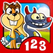 Monster Numbers: Math learning games and division