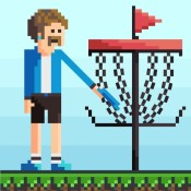Pixel Disc Golf