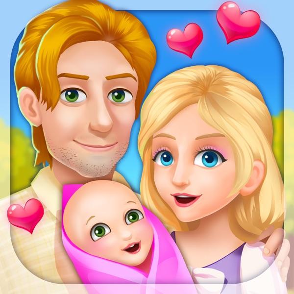 Newborn Baby Story - Baby Care & School Life