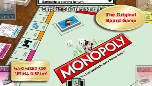 MONOPOLY Game Screenshot