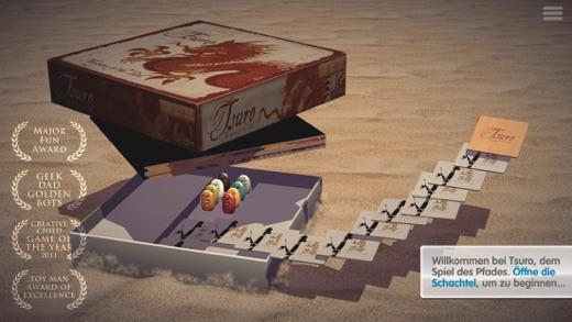 Tsuro - Das Spiel des Pfades Screenshot