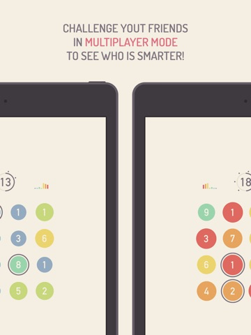 GREG - A Mathematical Puzzle Game To Train Your Brain Skills Screenshot