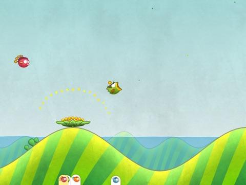 Tiny Wings HD Screenshot