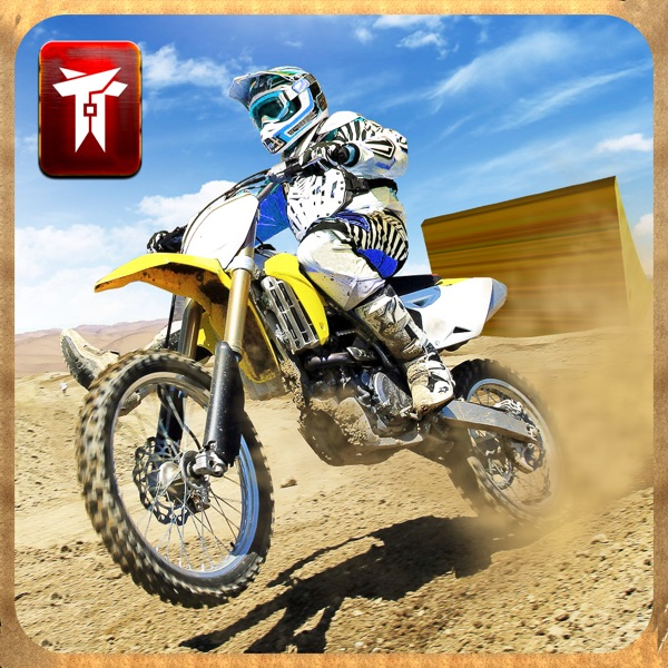 Dirt Bike Rider: Offroad Motorcross Stunt Mania