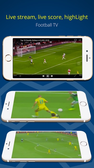 Football TV - Live score and the newest highlight videos ...