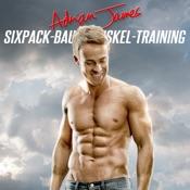 Adrian James Sixpack-Bauchmuskel-Training