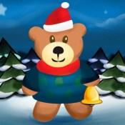 Tap Tap Bear Piano (Santa's Christmas Village)