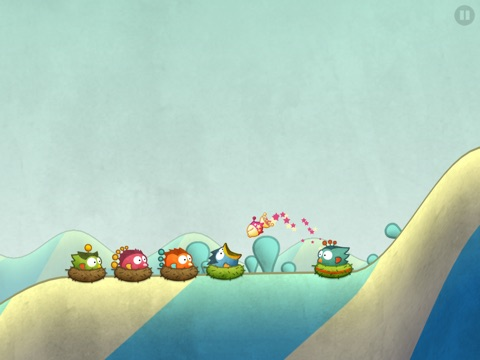 Tiny Wings HD Screenshot