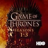 Game of Thrones - Game of Thrones, Seasons 1-3  artwork