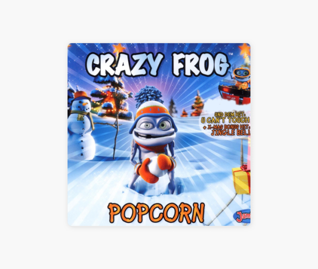 Popcorn Ep By Crazy Frog On Apple Music