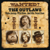 Waylon Jennings, Willie Nelson, Jessi Colter & Tompall Glaser - Wanted! The Outlaws  artwork