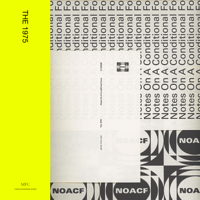 The 1975 - Notes On a Conditional Form artwork