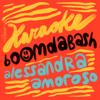 BoomDaBash & Alessandra Amoroso - Karaoke artwork