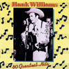 Hank Williams - 40 Greatest Hits  artwork