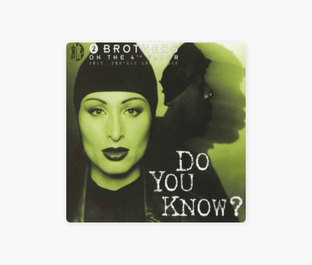 Do You Know Ep By  Brothers On The Th Floor On Apple Music