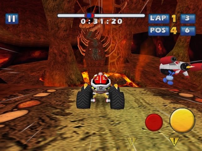 Sonic & SEGA All-Stars Racing Screenshot