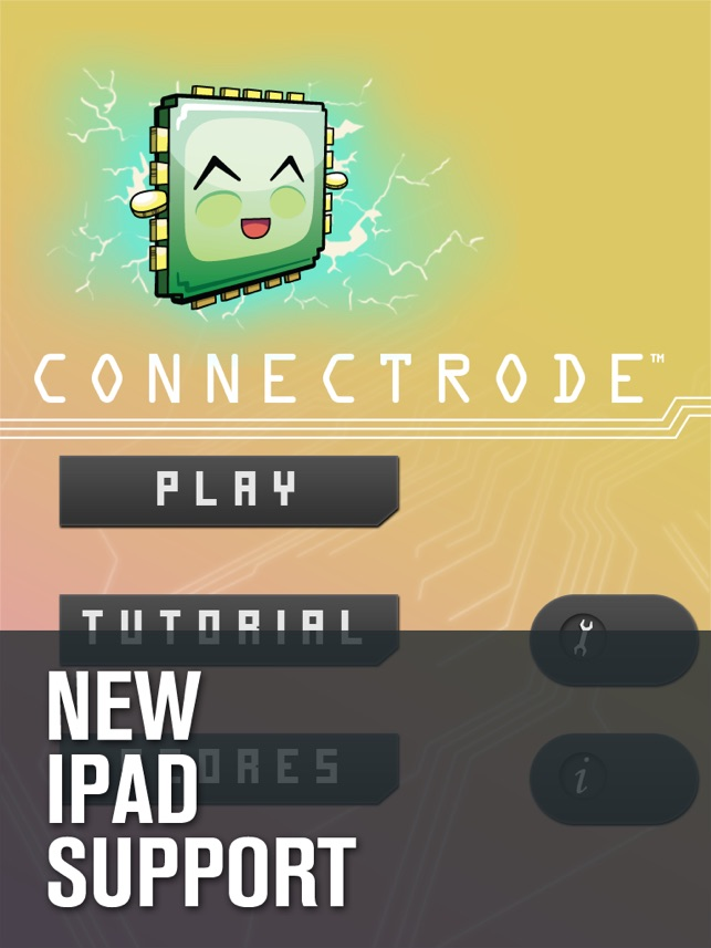 Connectrode Screenshot