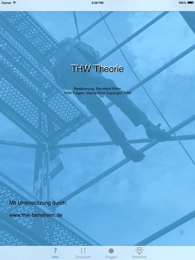 THW-Theorie Screenshot