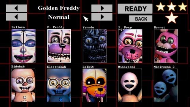 Five Nights at Freddy's: Sister Location Screenshot