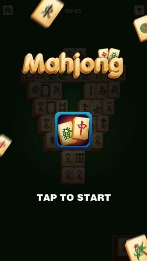 + Mahjong + Screenshot