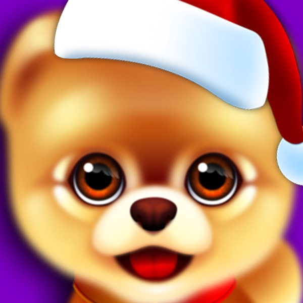 Christmas Kids New Puppy - Boys & Girls Spa Games