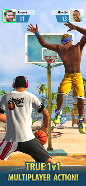 ‎Basketball Stars™ - Sports Jam Screenshot