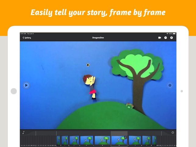 ‎iStopMotion Screenshot